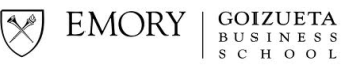 Goizueta Emory MBA Essay Samples